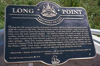 Lake Erie, Long Point