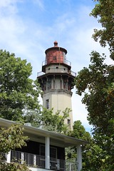 Staten Island Range Lighthouse, Lighthouse Hill