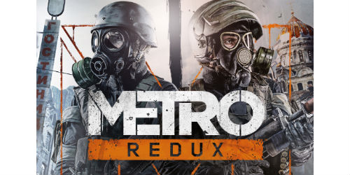 UK Video game Charts: Metro Redux enters No 1