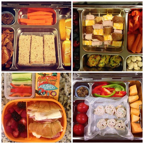 School Lunches - Sandwiches