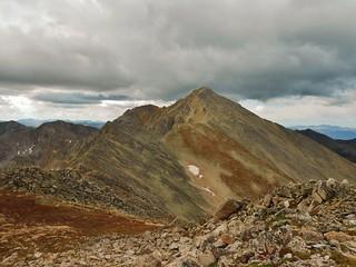 Huron Peak and Pt 13,518