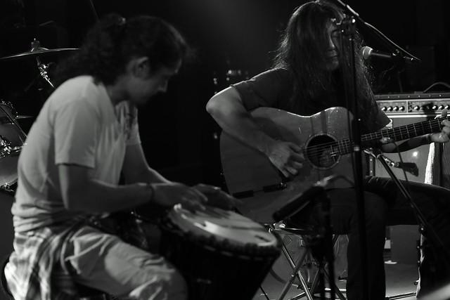 100 FEET live at 獅子王, Tokyo, 04 Sep 2014. 065