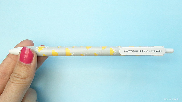 Livework Pattern Pen : Fox and Star Blog