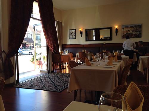 Fassia restaurant in San Mateo