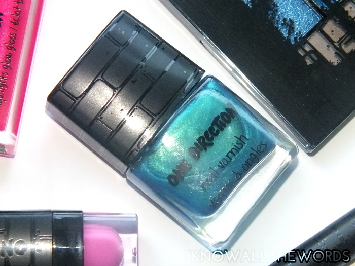 makeup by one direction nail varnish- Na Na Na (2)