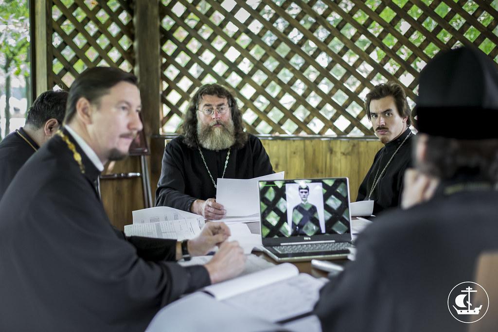 22 августа 2014, Заседание приемной комиссии / 22 August 2014, Meeting of the Examination Committee