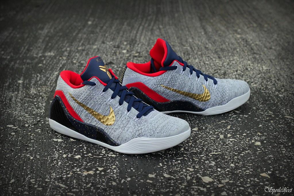 ... Nike Kobe 9 Elite Low ID