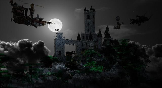 Vampires's Castle