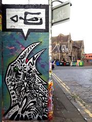 Shab @ Stokes Croft Arts Festival Bristol September 2014