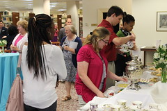 Tea reception 1