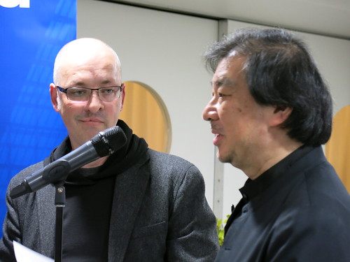 Andrew Barrie and Shigeru Ban