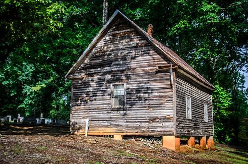 Cool Springs Primitive Baptist Church-001