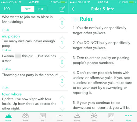 Yik Yak is an Anagram for Hot Mess | Student Affairs and