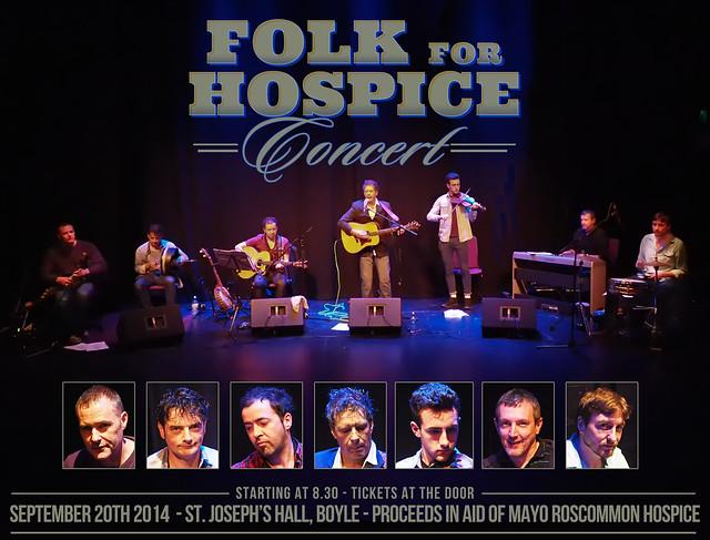 Folk For Hospice Concert