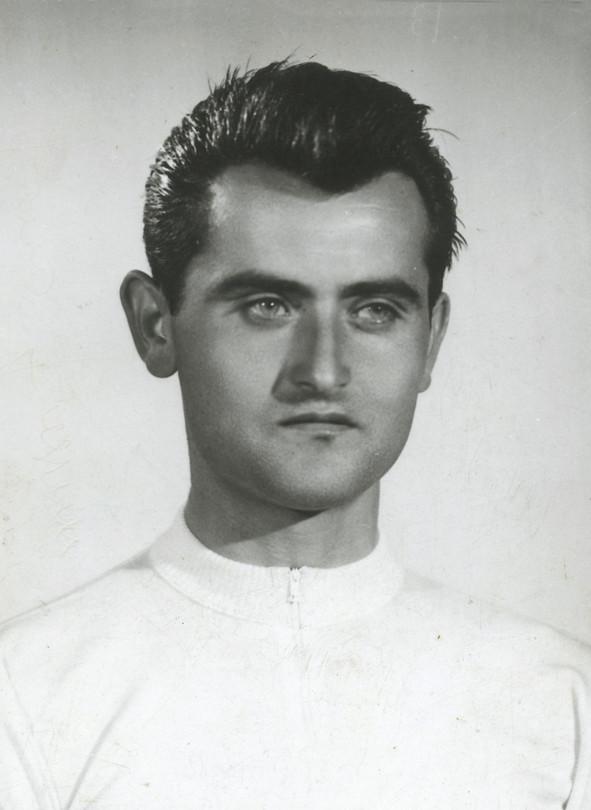 Gino Guerrini (primo piano)