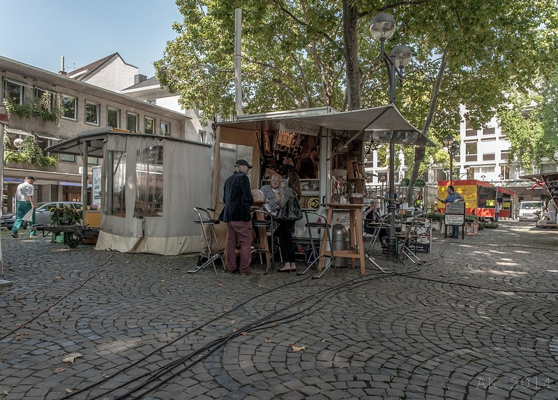 Cologne Weekly Market_St. Aposteln 12