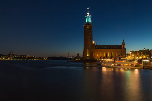 bluehour cityscape longexposure night stockholm sweden explored in explore