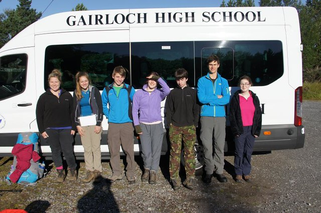 Gold DofE Expedition