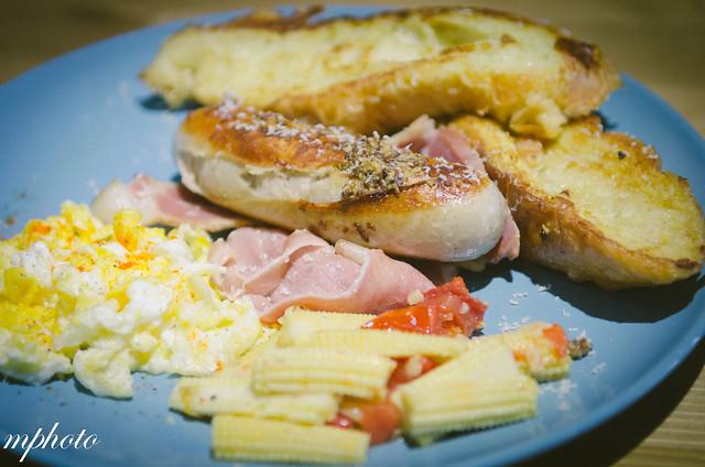 麋樂 義大利麵 / 早午餐 | 走進門如走進時光隧道一般