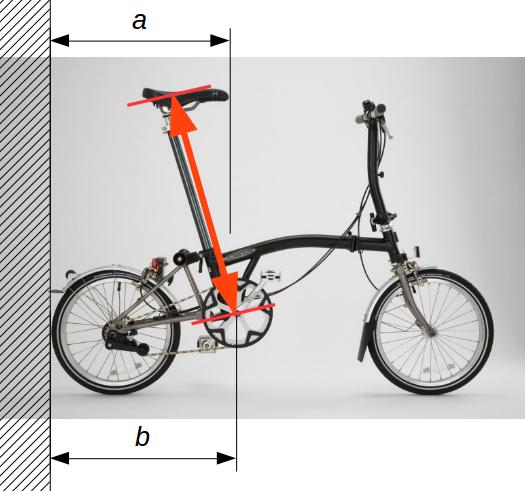 Géométrie du Brompton 15182290200_1eef88c559_o