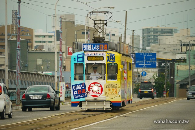 富山地方鉄道市內電車