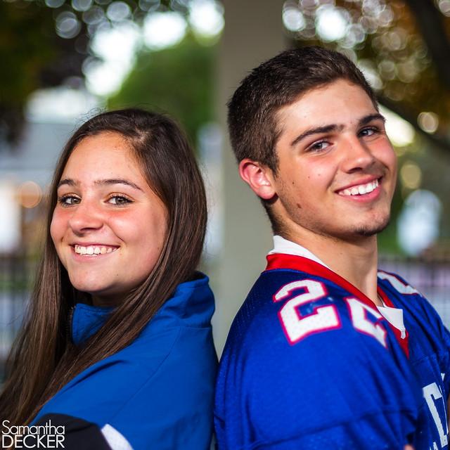 Saratoga Siblings