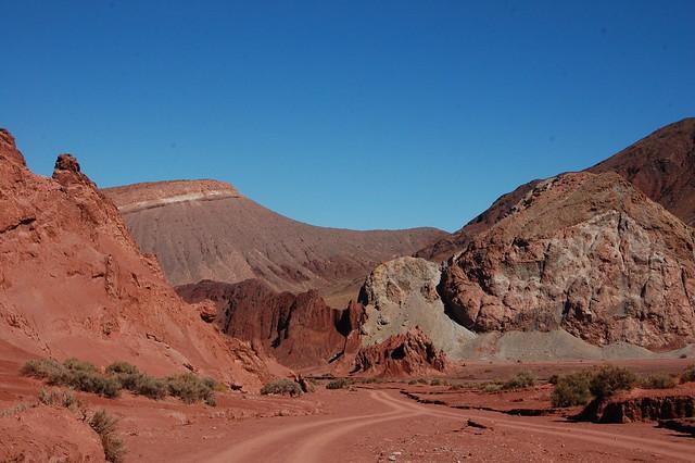 Valle Arcoiris, San Pedro de Atacama, Chile