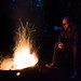 Sitting by the Fire by KevinCollins00