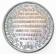 Nuremberg 300th Anniversary of typography medal3-rev