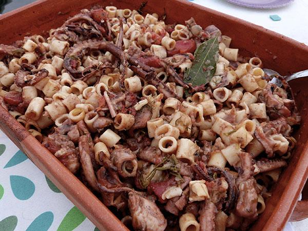 poulpe cuit