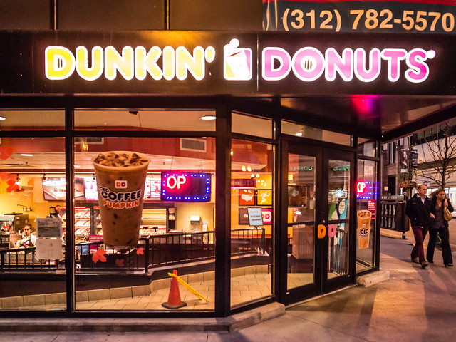 Dunkin Donuts West Atlantic Ave Delray Beach