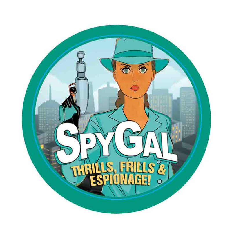 Spy Gal Circular