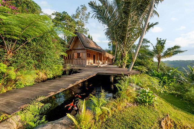 9 kampung villas in Bali that will bring you back in time