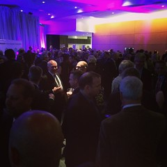 We're at the @OntarioHBA reception in #Ottawa prior to the #OHBAAwards! #LifeStoreys