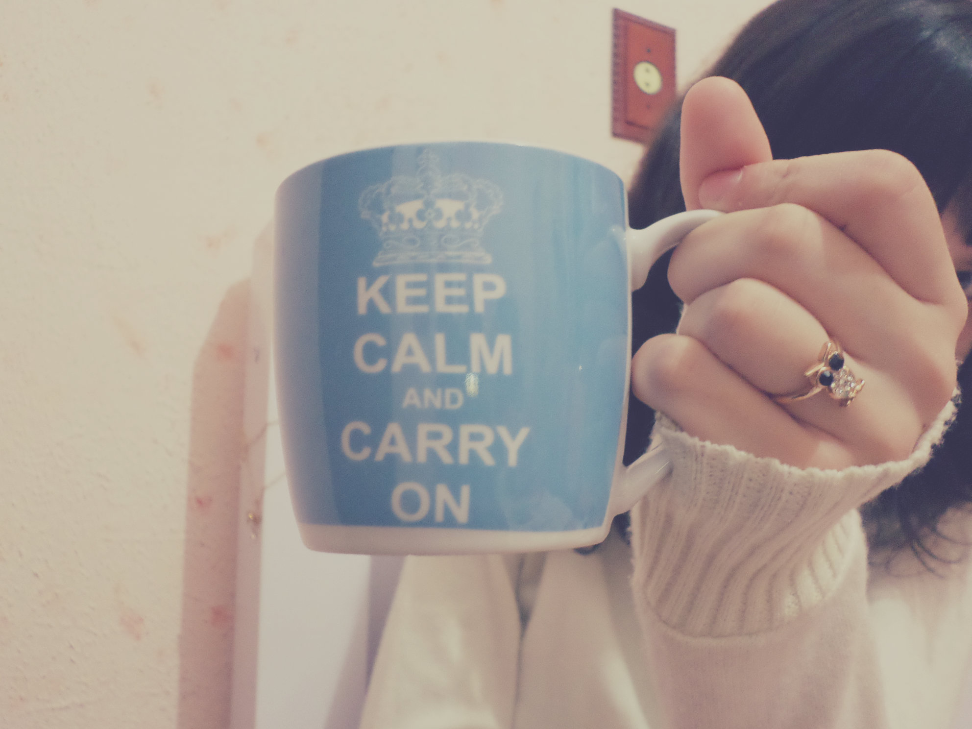 (100.100) keep calm and be happy :)