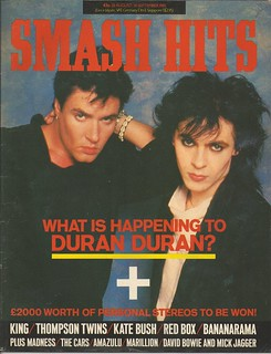 Smash Hits, August 28, 1985