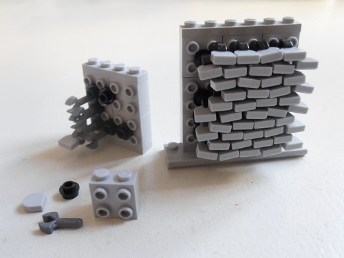 wall technique no. 9