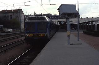 08.04.87 Versailles-Rive-Droite Z 6507