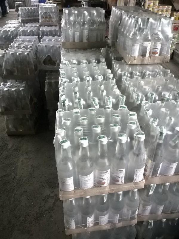 СБУ вилучила контрафактний алкоголь на 30 мільйонів гривень у районі проведення АТО_4