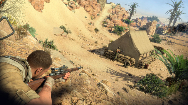 Sniper Elite III - Screenshot 1
