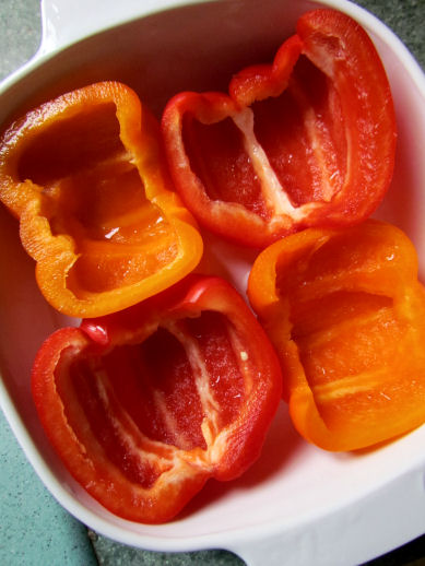 Bell Peppers for Stuffing