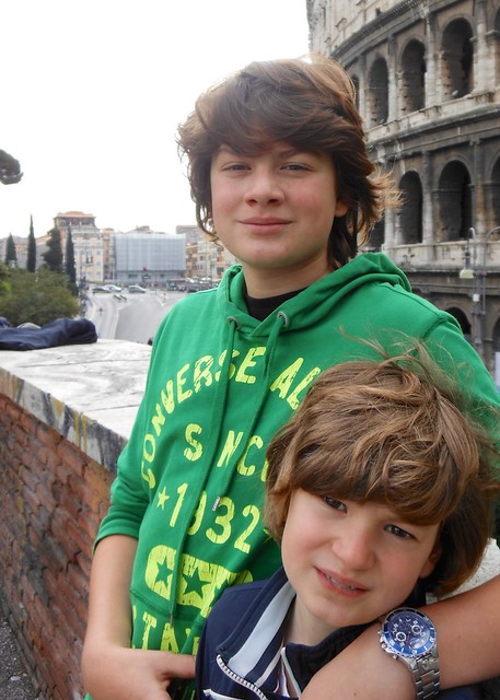 rome with kids 001