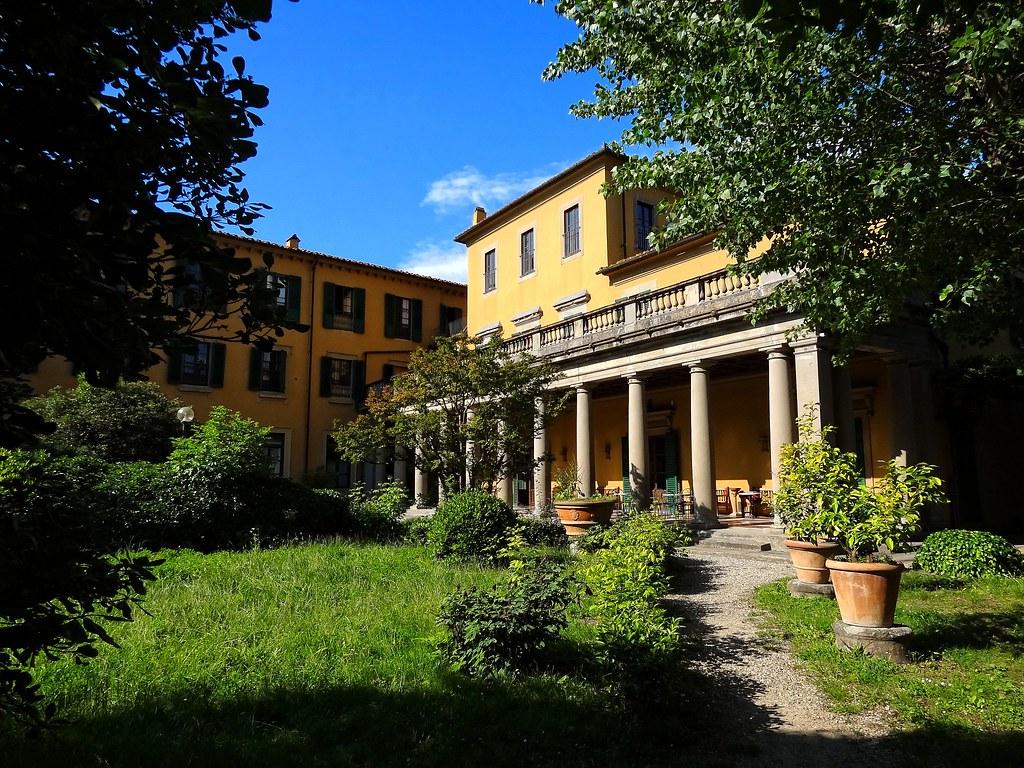 Hotel Plaza Lucchesi Firenze