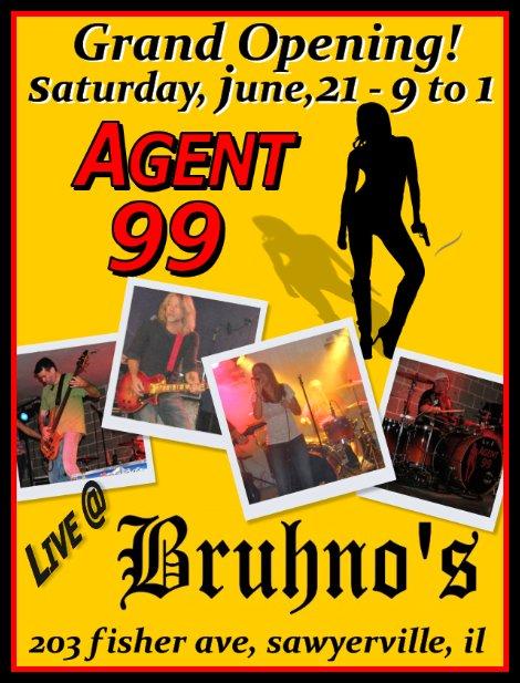 Agent 99 6-21-14