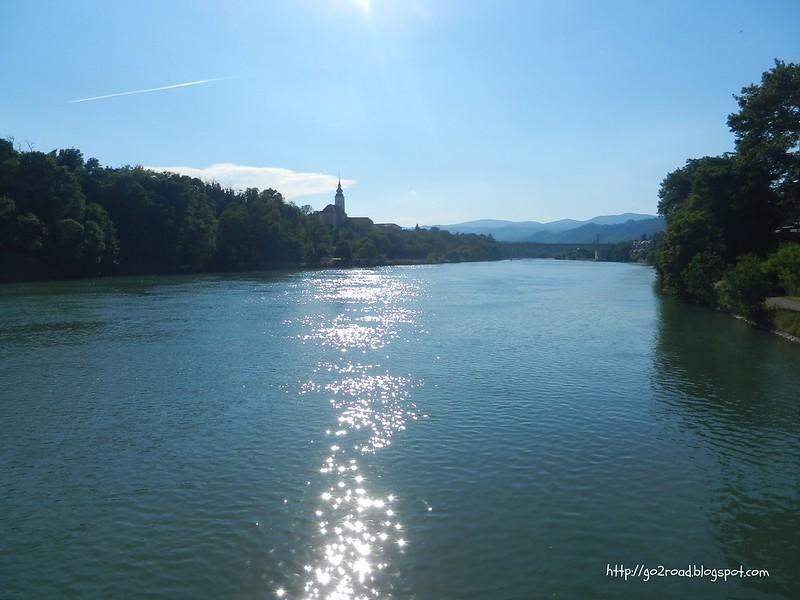 Драва - река в Словении