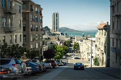 Standard landscape of San Fran