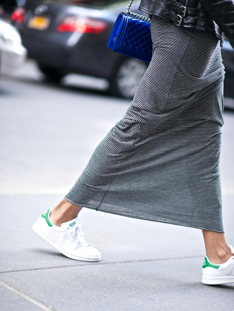 43104eccff5a maxi body con dress adidas stan smith