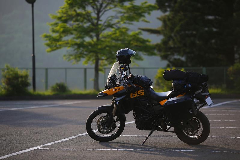 F800GS 20140529 福島ツーリング