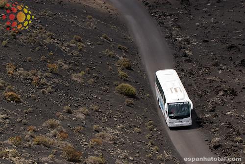 autobus lanzarote