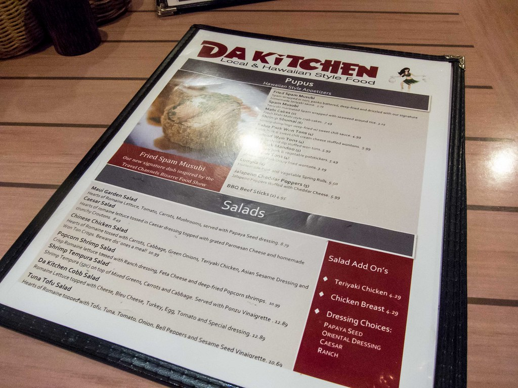 Maui – Da Kitchen